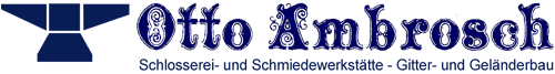 Schlosserei- und Schmiedewerkstätte Inh. Markus Ambrosch Logo